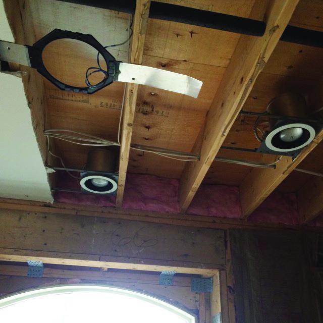 New Baltimore Mi Zolman Restoration Home Flood Damage